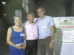 Festa al Circolo di Cassano D'Adda